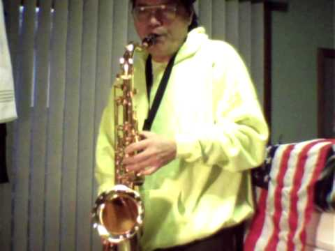 Its Now or Never Aaron Schroeder - saxophone