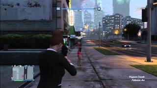 GTA 5 - Girl Trolling People on GTA | Part One