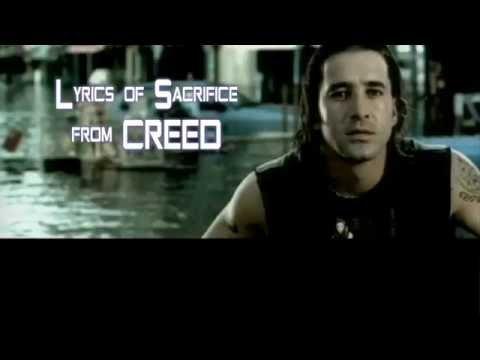 Creed - My Sacrifice (lyrics)