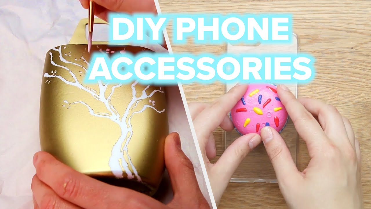 6 Fun Diy Projects For Your Phone