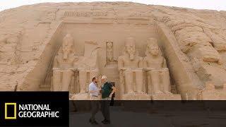 Ta olbrzymia świątynia kiedyś stała w innym miejscu! [Wielka egipska wyprawa]