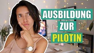 Traumjob Pilotin  Bewerbung & MEINE ERFAHRUNGEN  BU & FQ  Storytime