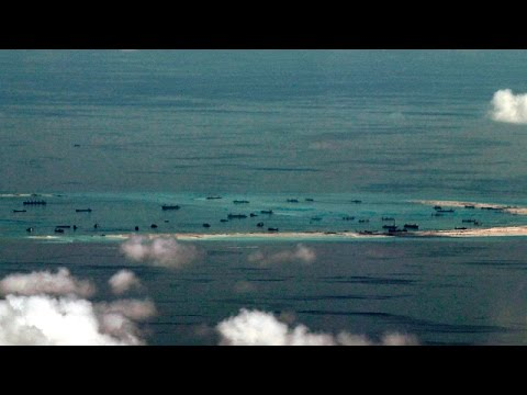 US, Chinese rhetoric intensifies over South China Sea