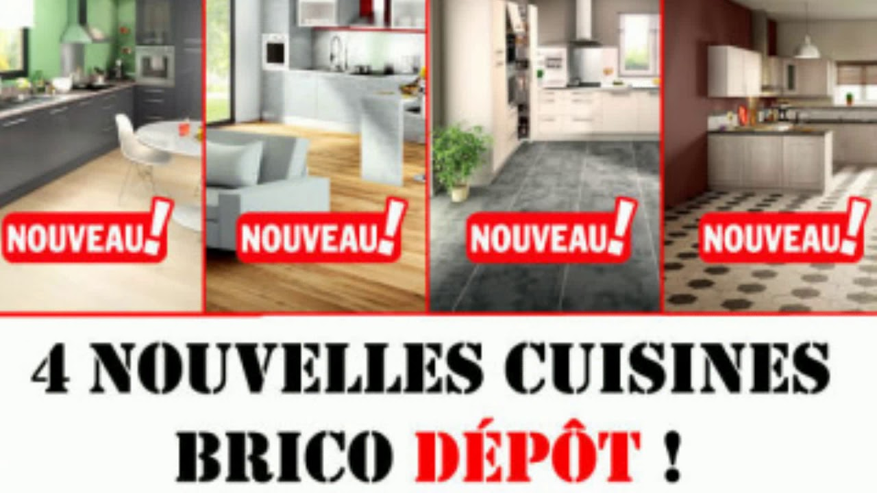 Meuble Bas Cuisine Brico Depot Youtube