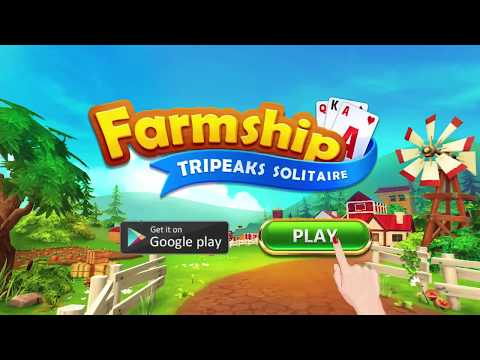 farmship:-tripeaks-solitaire-new-game-just-launched!