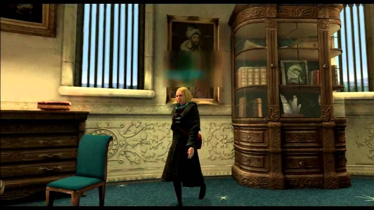 Ravenclaw Common Room EU - Playstation Home - Pottermore - YouTube