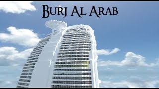 Minecraft: Burj Al Arab - Tour
