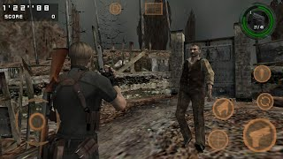 Resident Evil 4 on Android |80Mb|