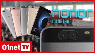 Honor V8 : un Huawei P9 low-cost
