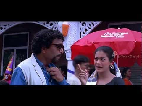 Minsara Kanavu - Aravindsamy tries to impress Kajol