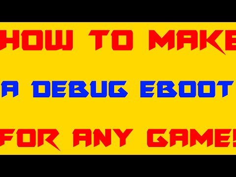 How to make an eboot load a sprx | FunnyCat TV