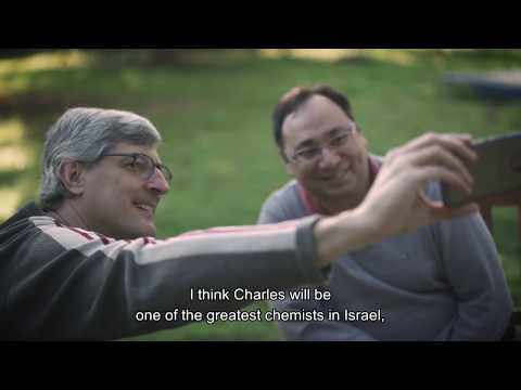 Meet Dr. Charles Disendruck, 2018 Blavatnik Awards in Israel Laureate in Chemistry