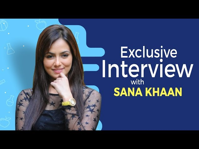 Sana Khan REVEALS her first Reaction when she was approached for Special Ops