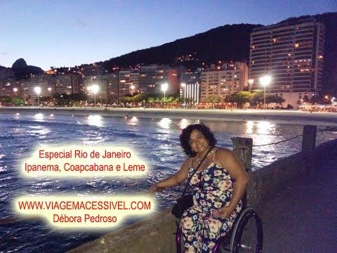 Passeio por Ipanema, Copacabana e Leme no Rio de Janeiro