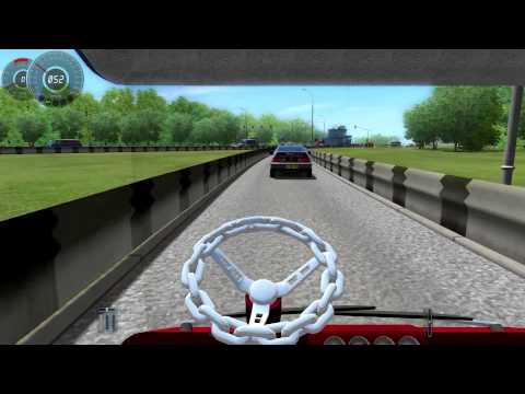 #085 Let's Play City Car Driving - Lil Redd Wrecker