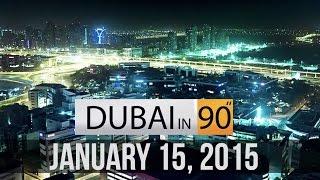 Dubai 90: Diamonds Tattoos, RTA Projects & Crazy Shows!