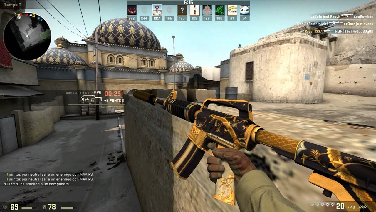 Counter strike global offensive com