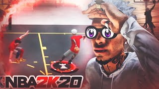 *NEW* OFFICIAL SLASHING PLAYMAKER ISO BUILD ON NBA 2K20! THIS BUILD IS TOO OVERPOWERED! | DRUMMY