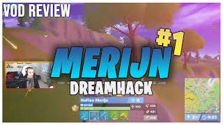 [VOD REVIEW] Merijn wins Dreamhack Solos LAN - Heavy Placement wins LANs