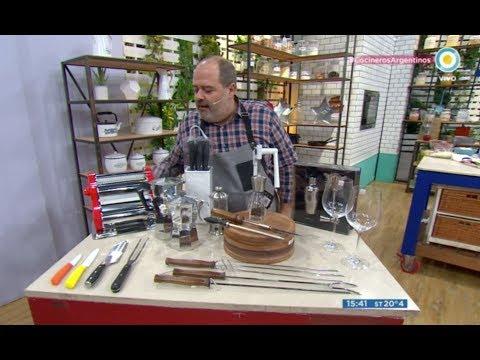 Los mejores regalos para pap est n en bazar chef youtube for Bazar del cocinero