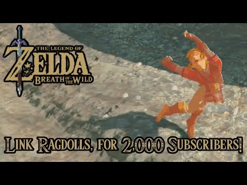 Link Ragdolls, for 2,000 Subscribers!