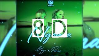 Shyn & Denise - Ngoma (8D AUDIO) 🎧