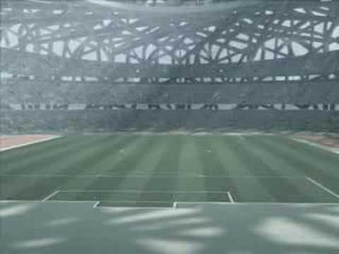 china beijing 2008 Olympic  National stadium