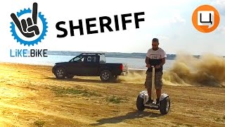 Обзор гироскутера LiKE.BiKE Sheriff. Гаджетариум #136(LiKE.BiKE Sheriff - http://goo.gl/KAF6kd VK - http://vk.com/samovarovruslan Facebook - http://fb.com/samovarovruslan Instagram - @samovarovruslan Twitter ..., 2016-07-05T09:54:14.000Z)
