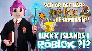 Lucky Islands i ROBLOX?! 🤯 Dödar med kärlek och presenter!! ❤️ LUCKY BLOCKS ROBLOX