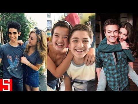 Top 10 Cutest Disney Channel Onscreen Couples 2018 | Valentine Special's