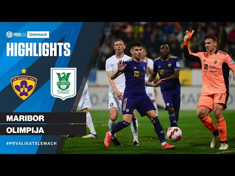 Maribor Olimpija Ljubljana Goals And Highlights