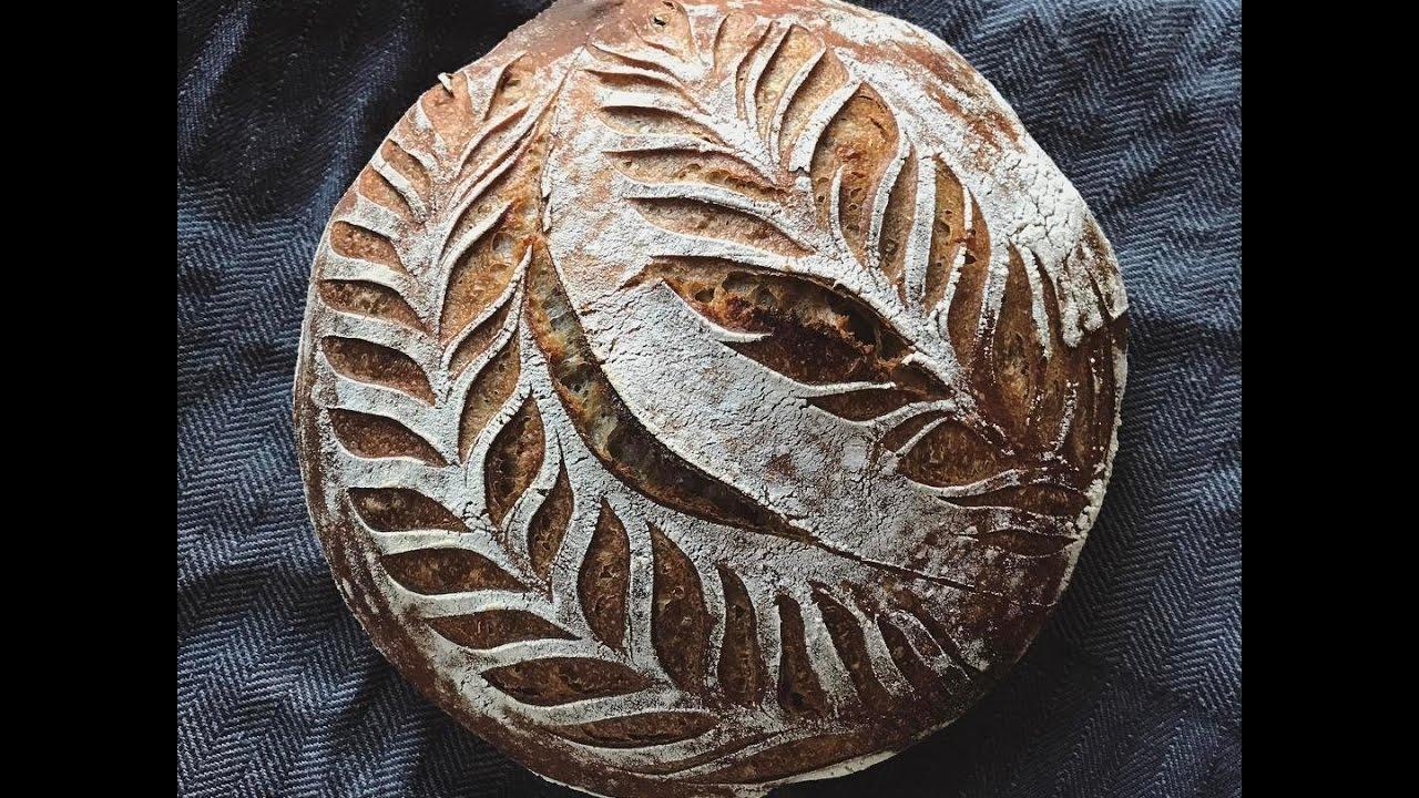 Украшаем хлеб : Хлеб, батоны, багеты, чиабатта 119
