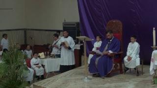 La Santa Misa Domingo 7 de Abril del 2019  Santa Margarita Maria  Alacoque