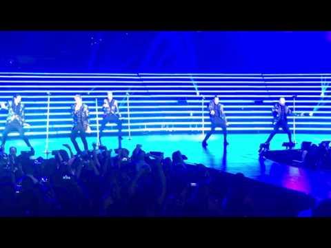 Backstreet Boys - As Long As You Love Me (Vegas 6-24-17)