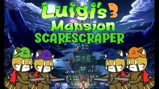 Luigi's Mansion 3 ScareScraper Online