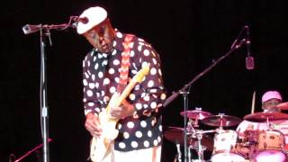 Buddy Guy-Meet Me In Chicago-2014 Tampa Bay Blues Festival