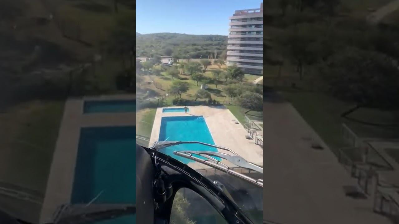 Así trabajan los helicópteros en la lucha contra el fuego