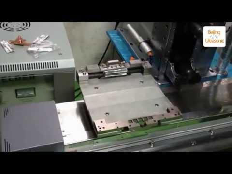 Ultrasonic Welding Equipment - Beijing Ultrasonic