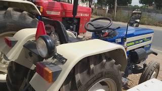 Swaraj 724 XM, mini tractor छोटे ट्रैक्टरों में सबसे दमदार ट्रैक्टर .