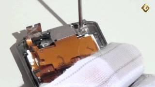Ремонт Vertu Ascent  - замена шлейфа в мобильном телефоне(Подписаться Вконтакте: http://vk.com/goldphone_tv Другие обзоры на сайте http://goldphone.tv/ Запчасти на сайте http://a541.ru Инструк..., 2011-06-21T02:28:50.000Z)