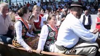 Hołdymas 2016 - Gminne Dożynki w Czarnym Dunajcu