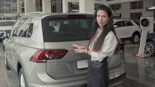 Онлайн візит до автосалону: Volkswagen Tiguan