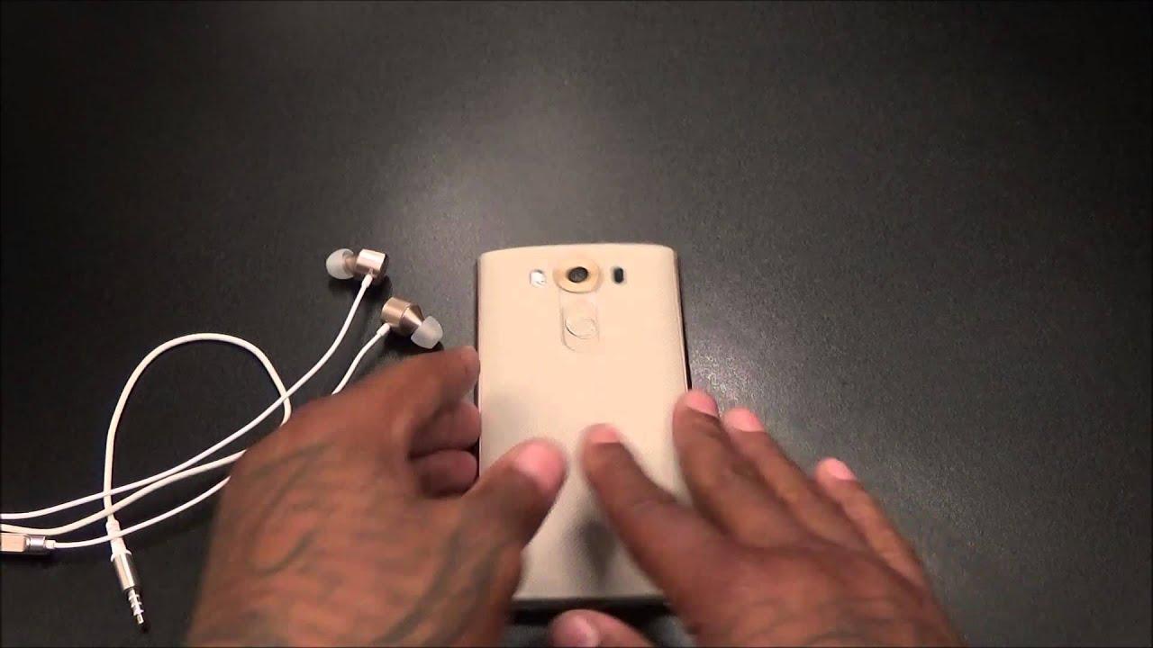 LG V10 - Review