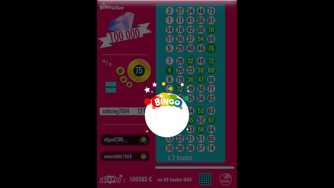 BINGO LIVE 100000