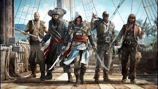 Стрим Assassin's Creed IV: Чёрный флаг(часть 7).