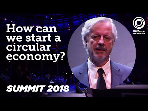 Andrew Morlet - How do we make the circular economy happen? 2018 Summit