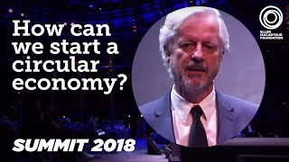 How Do We Mąke a Circular Economy Happen? Andrew Morlet Explains | Summit 2018