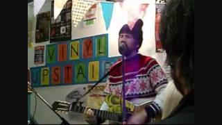 Gruff Rhys - If We Were Words We Would Rhyme (Spillers 19-12-11)