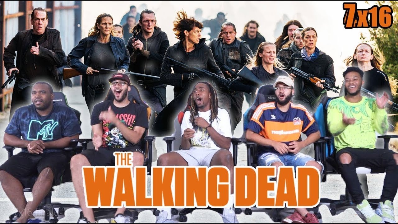 """Download The Walking Dead Season 7 Episode 16 """"The First Day Of The Rest Of Your Life"""" Finale Reaction/Review"""