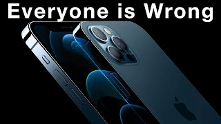 Everyone is WRONG About The iPhone 12!